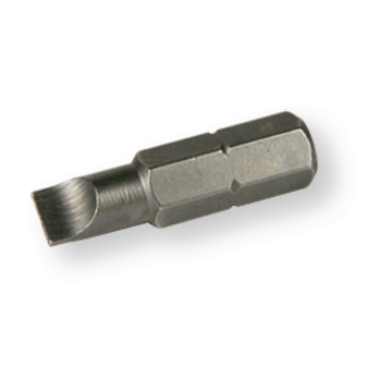 Embout 1/4 lame 0,6X4,5 25  mm